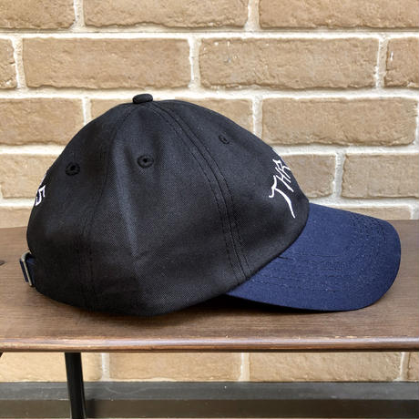 "THRASHER x LOTTIES:""Old Timer Hat"" (BLACK/NAVY)"