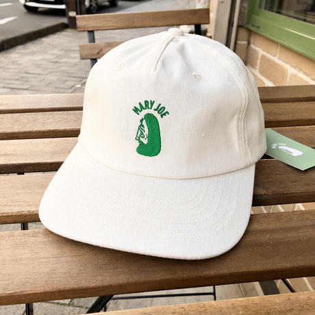 "MARY JOE BRAND:""HEMP WEAR HAT""(ナチュラル)"