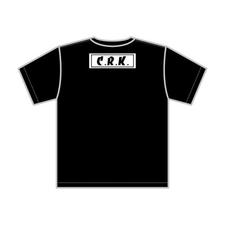 Basic Logo Tee S/S KIDZ-BLACK