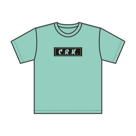 DOGGY GRAFFIC Tee S/S KIDZ-MINTGREEN