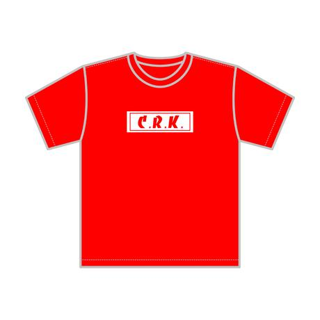 LOOK MOM Tee S/S ADULT-RED