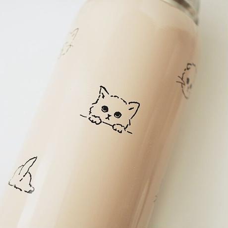 ミニステンレスボトル・コネコ(03-477)