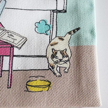 SCAT野良猫巾着2種セット(02-175)