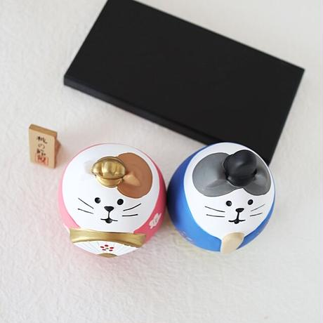 デコレ猫雛セット(12-030)