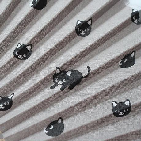 扇子・黒猫(02-057)