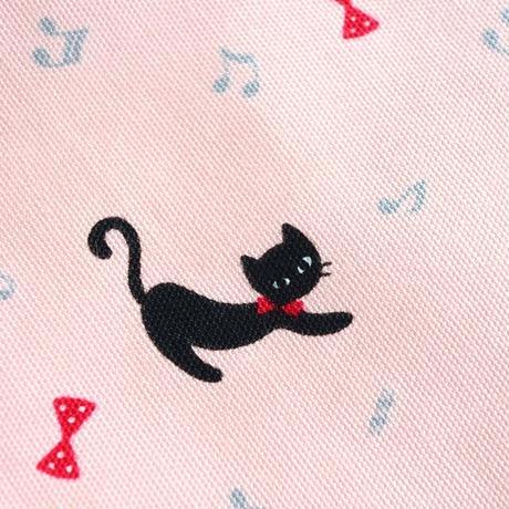 猫柄ブックカバー・岩波新書サイズ