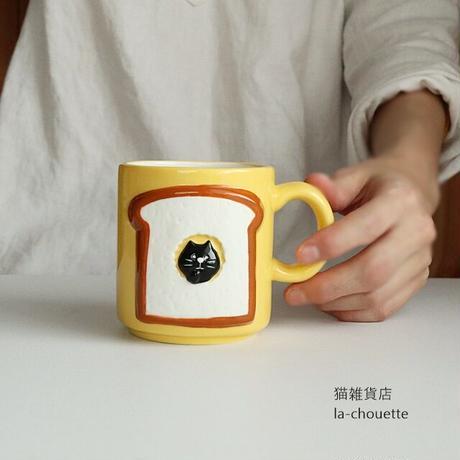 DECOLEベーカリーマグ・トースト(03-122)