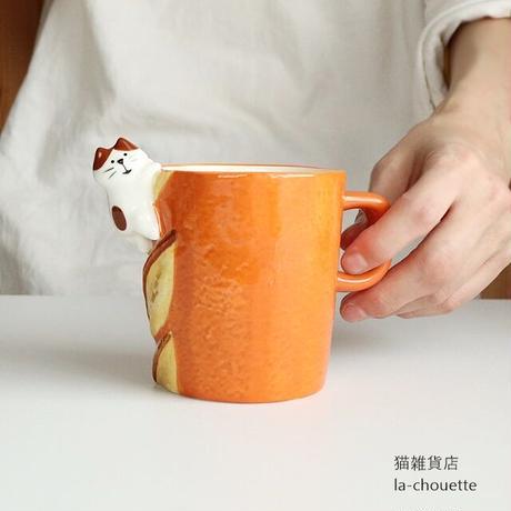 DECOLE大きなパンのマグカップ・バゲット(03-124)