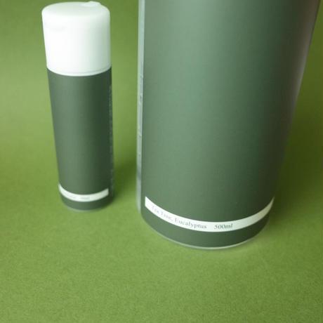 qure aromablend/キュア アロマブレンド「QR ハンドジェル 携帯用 50ml」