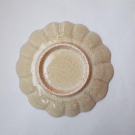 たくまポタリー/Takuma pottery「お手塩皿 ハナ」