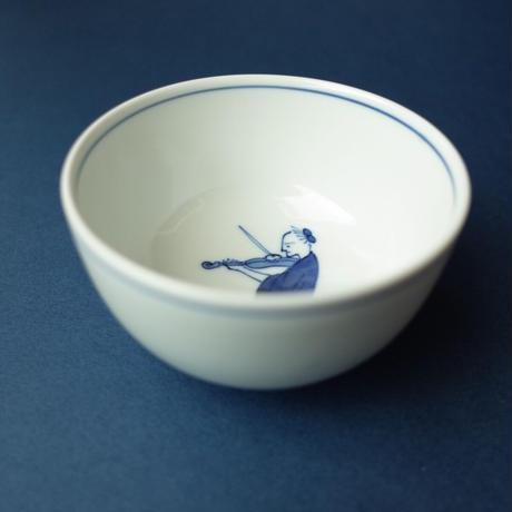 上出長右衛門窯/KUTANI CHOEMON「汲出碗 笛吹」