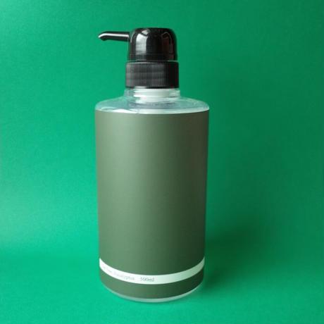 qure aromablend/キュア アロマブレンド「QR ハンドジェル 500ml」