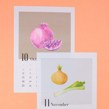 石引パブリック/Ishibiki Public「RISOGRAPHカレンダー2020」