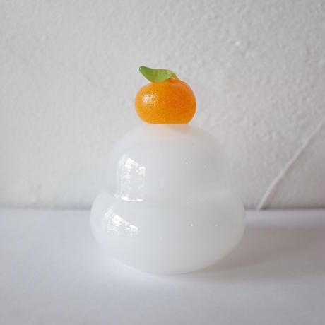 塩谷由佳乃/SHIOYA Yukano「ガラスの鏡餅」