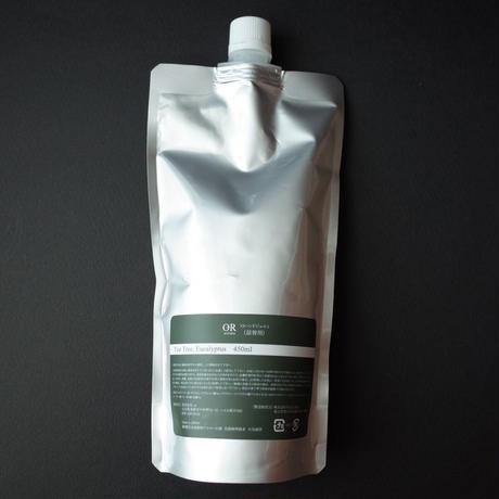 qure aromablend/キュア アロマブレンド「QR ハンドジェル 詰替用 450ml」