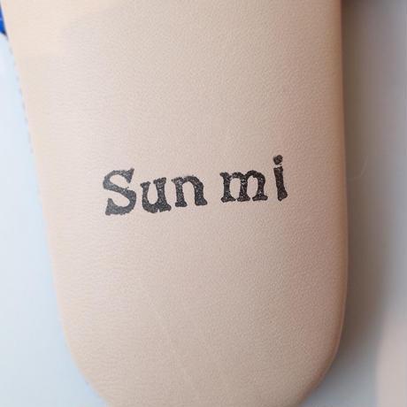 Sun miのスリッパ 鍵