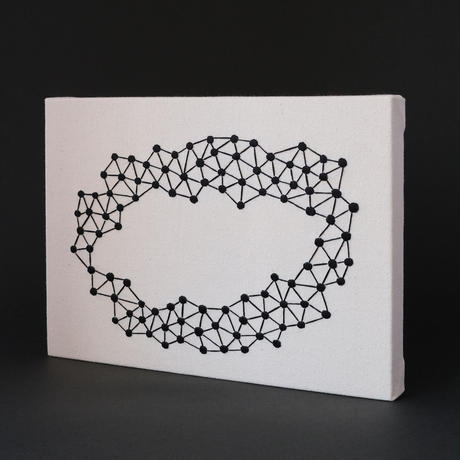 atelier taffeta/アトリエタフタ「刺繍枠パネル」
