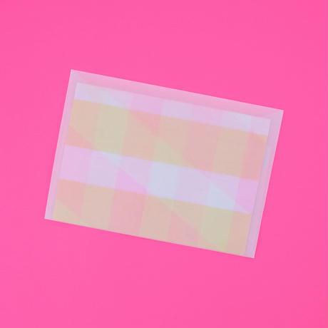 石引パブリック/Ishibiki Public「RISOGRAPH レターセット」