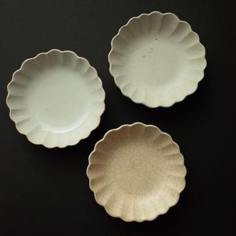 たくまポタリー/Takuma pottery「小皿 ハナ」