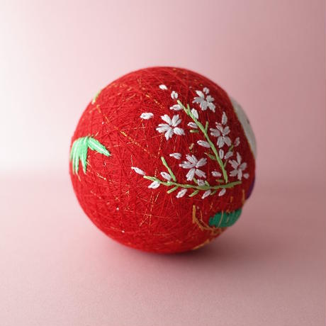 加賀てまり毬屋/Kaga-Temari Mariya「加賀八幡起上がりてまり」