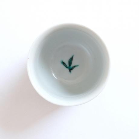 工房あめつち/Kobo Ametsuchi「色絵 大虎筒杯」
