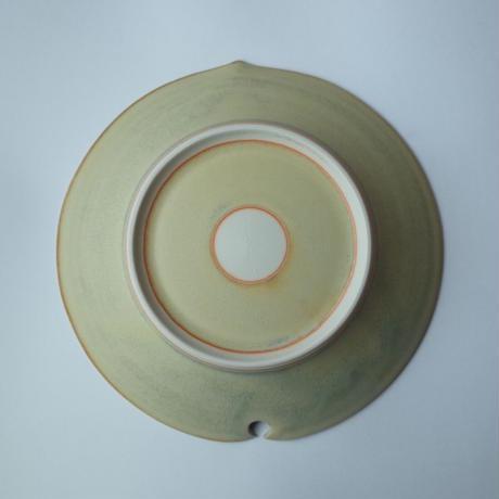 杉原万理江/SUGIHARA Marie「葉形小皿」