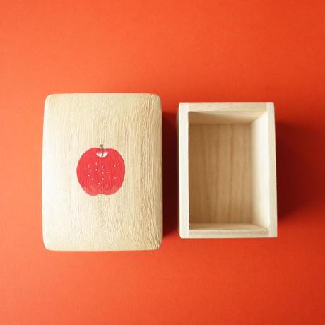 岩本清商店/IWAMOTO Kiyoshi Shouten「チビ桐箱 リンゴ」