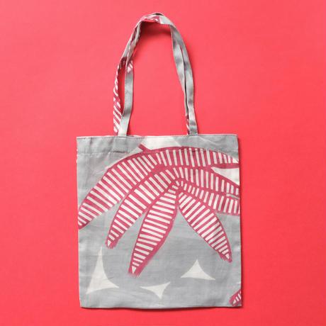山﨑菜穂子/YAMAZAKI Nahoko「型染 BOOK BAG」