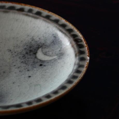 初期伊万里兎文皿