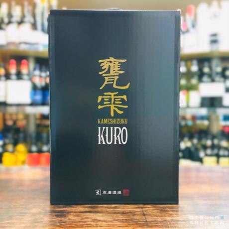 甕雫 KURO <限定販売> 1800ml