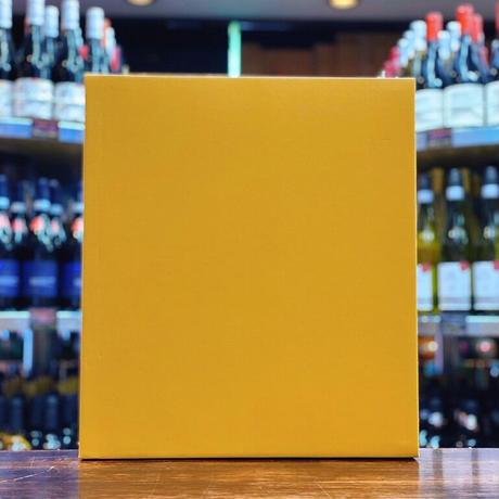 シャンパン用 ギフト箱 マスタード 3本用