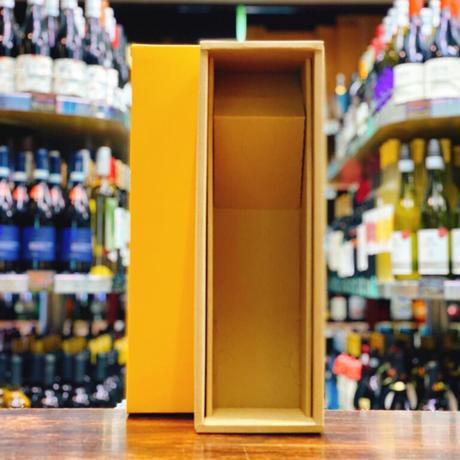 シャンパン用 ギフト箱 マスタード 1本用