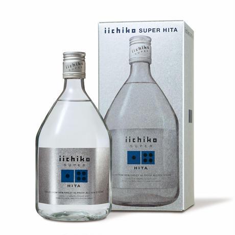 iichiko SUPER HITA  30度 720ml(箱入)日田市内限定販売商品