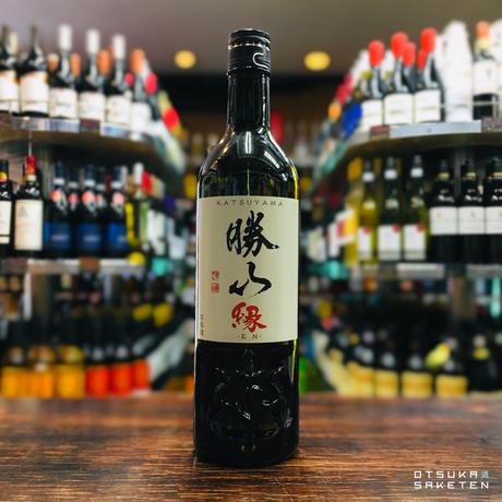 """勝山 純米酒 """"縁"""" 720ml"""