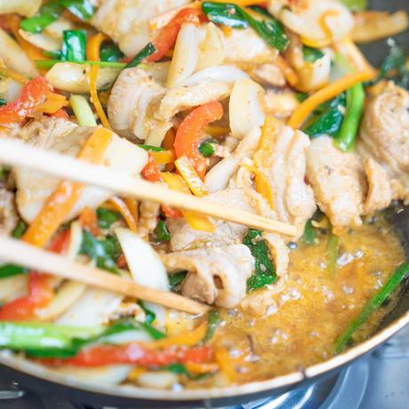 【8月1日(土)17:30-19:00】お弁当や作り置きに最適レシピ!元公邸料理人が教える冷めても美味しい豚のプルコギ