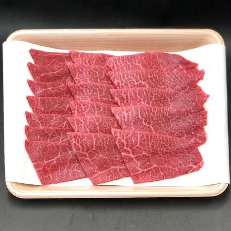 うしごろ 焼肉セット (サーロイン&ミスジ&肩三角)