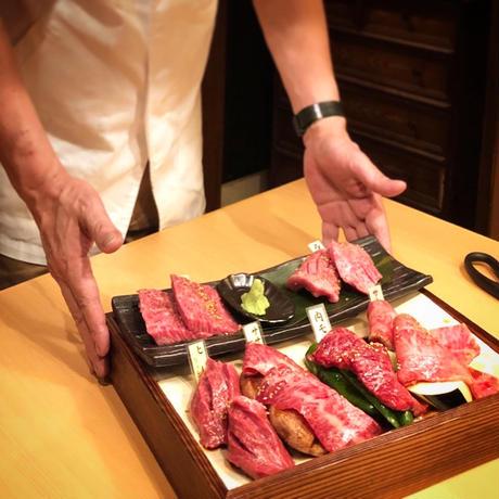 年末年始限定 特産松阪牛焼肉セット (くにもと&すどう)