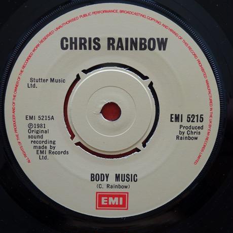 Chris Rainbow / Body Music