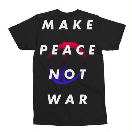 Electric Family / Make Peace Pocket Tee
