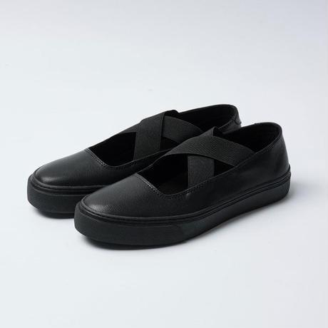 TAKUMA IWASAKI x SLACK FOOTWEAR  PAREN (BLACK/BLACK)