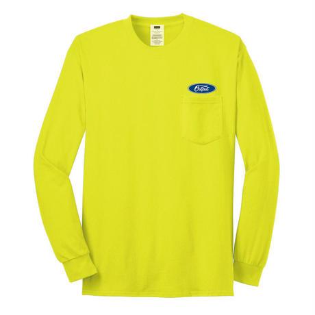 """OPPT77 """"Worker Logo"""" Long Sleeve T-Shirt"""