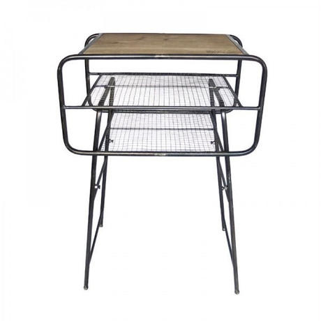 GG06  Iron side table Iron