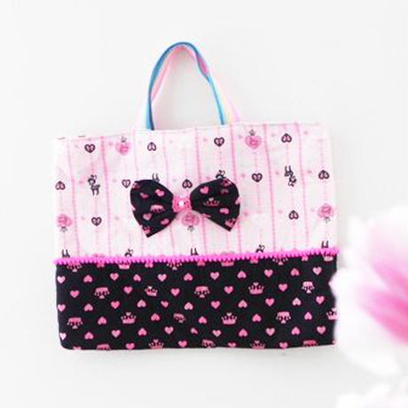 【Pink Butterfly】レッスンbag MO-8