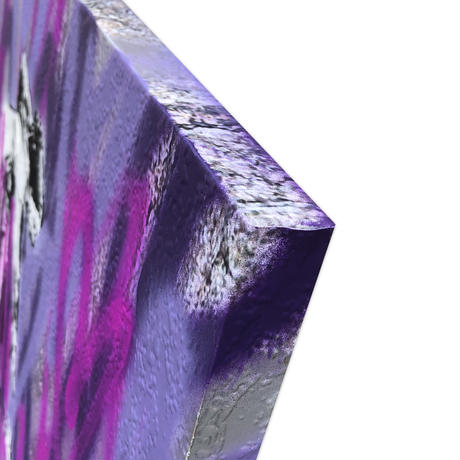 Graph Balcony-purple-