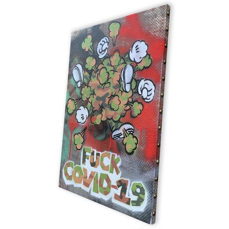 FUCK COVID19 -Military-