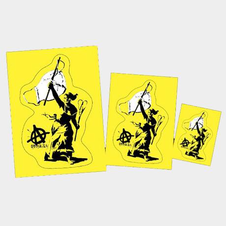 Goddess white/yellow