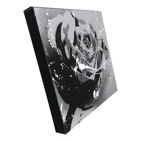 Paint Rose L30 -Silver-