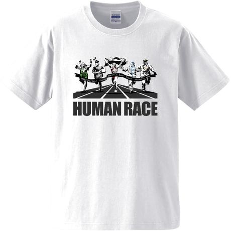HUMAN RACE-White-
