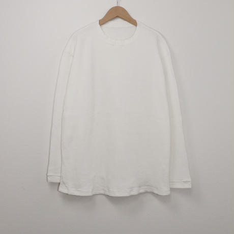 着もちいい服 F/W FACE THERMAL L/S T-SHIRTS