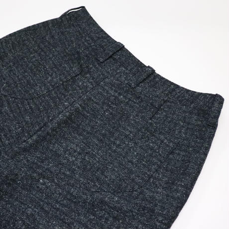 ohta wool silk wide pants pt-17W